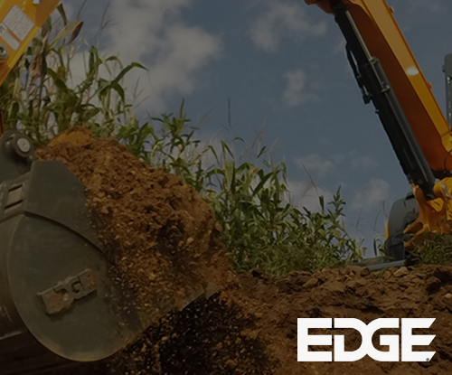 Edge Attachments...The RIGHT Attachment For Your Job